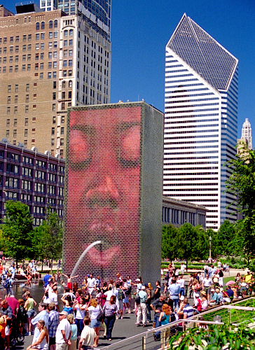 CrownFountain