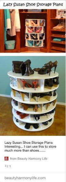Lazy Susan Shoes