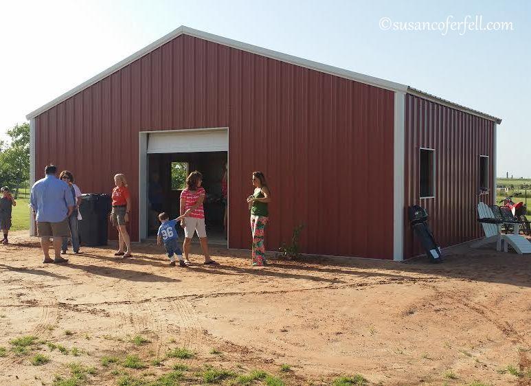 Barn Raising Party