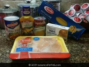 Italian Chicken Pasta