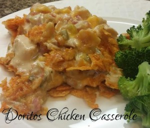 Doritos Chicken Casserole